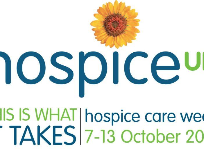 Hospice UK - Hospice Care Week logo