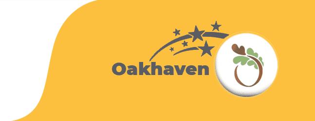 Oakhaven Lottery banner