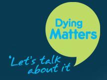 Dying Matters logo