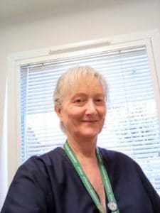 Janina John - Head of Physiotherapy