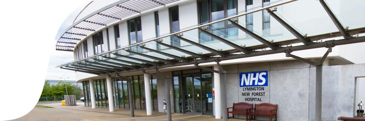 Lymington Hospital