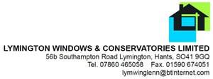 Lymington Windows & Conservatories logo