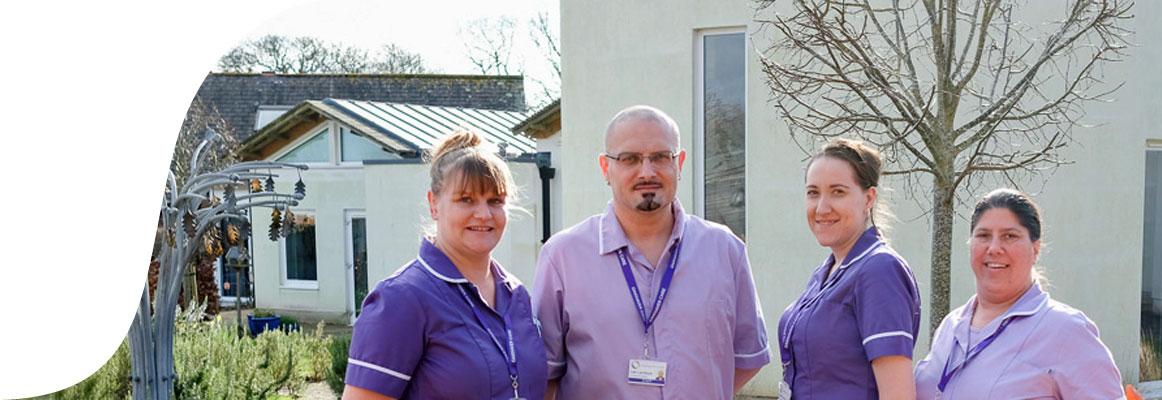 Oakhaven care staff members