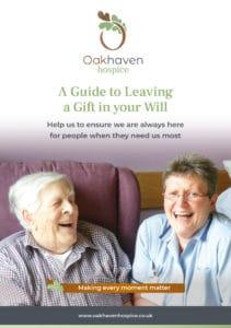 Cover of Legacies brochure
