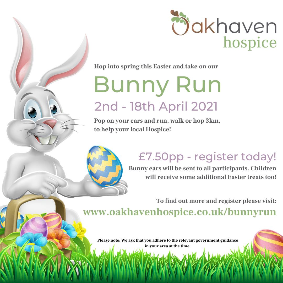 Bunny Run Instagram Post